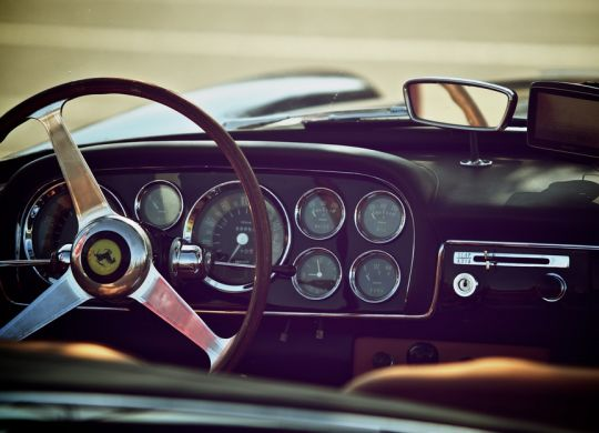 Luxury Vintage Cars