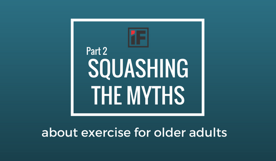 Copy of Squashing the myths centered