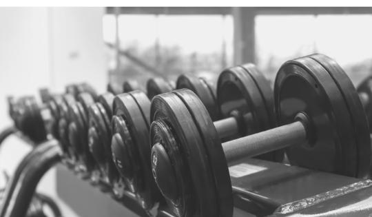 Keep muscular atrophy at bay